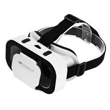 VR SHINECON G05A Virtual Reality 3D Glasses for 4.7 - 5.5 inch Phones