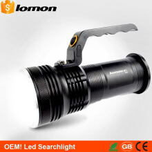 Long Range LED Searchlight High Power Rechargeable LED Flashlight Portable Light Camping Hiking Hunting Outdoor Lantern Lamp