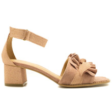 APPLE GREEN Charlita Sandal Pink