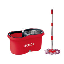 BOLDE SUPER MOP Basic Model M-88x Warna Red Grey