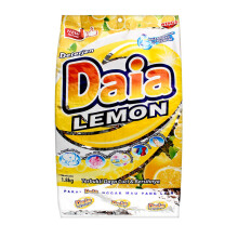 DAIA Powder Detergen Bag - Lemon 1.8 kg