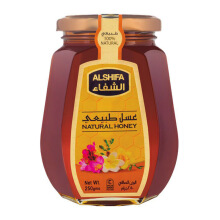 AL SHIFA Natural Honey 250 gr