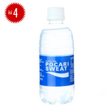 POCARI SWEAT Pet 350ml x 4pcs