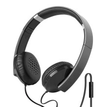 EDIFIER H750P Headphones Hi-Fi On-ear Headphones - Foldable Stereo Headphone with Mic