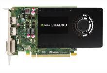 Leadtek Quadro K2200 Graphic Card - Hitam