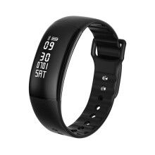 BESSKY A69 Heart Rate Monitor Pedometer Calorie Sleep Monitor Smart Watch_