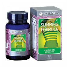 WELLNESS Slimming Formula 60 Softgels