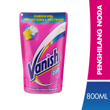 VANISH Liquid Pouch 800ml