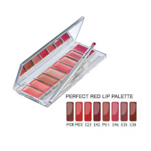 WARDAH Lip Palette 10g - Perfect Red