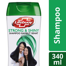 LIFEBUOY Shampoo Strong & Shiny 340ml