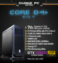 DIGITAL ALLIANCE Core D4+ EVO 7