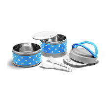 MAXIM Bento Lunch Jar Stainless Steel - Blue
