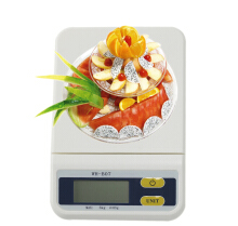 WeiHeng WH - B07 3kg / 0.5g LCD Electronic Kitchen Scale