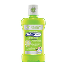 TOTAL CARE Mouthwash Lemon Herbs New 250ml