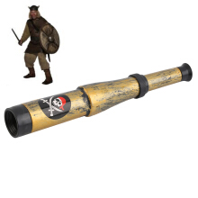 Pirate Captain Costume Toy Nautical Telescope Halloween Party Kids Gift