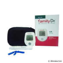 FAMILY DR. Urid Acid + 25 Test Strip UA
