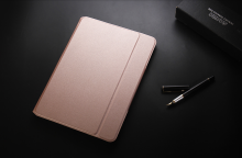 VXJ keyboard A-123 0.8cm thickness Ipad air/air2/pro9.7-Light Rose Golden Color