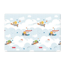 COBYHAUS PVC Playmat Fisher Price Flying Time 235 x 140 x 1,6 cm