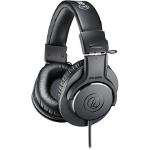 Audio Technica ATH-M20X Monitoring Headphone