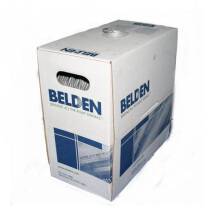 BELDEN UTP Cable Cat6 Roll 1000 Feet - Grey