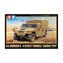 TAMIYA 1/48 US Modern 4x4 Utility Vehicle