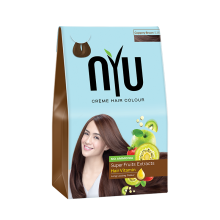 NYU Hair Color Coppery Brown 30ml