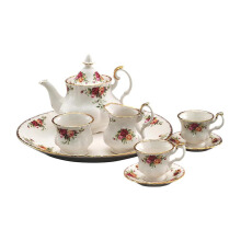 ROYAL ALBERT Olcoro Complete Tea Set