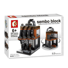 SEMBO BLOCK Watches Shop SD6045
