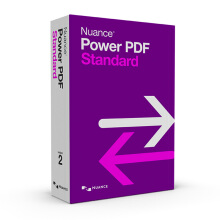 NUANCE Power PDF 2.0 Standard English - Retail Mini Box