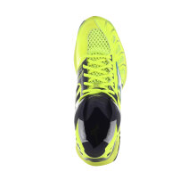 MIZUNO WAVE TORNADO X MID - SAFETY YELLOW / WHITE / DARK SHADOW