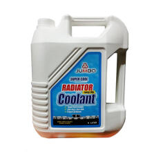 JUMBO Super Cool Radiator Coolant Hijau - Air Radiator [5L]