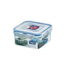 LOCK & LOCK Rectangular Airtight Container HPL850 420ML