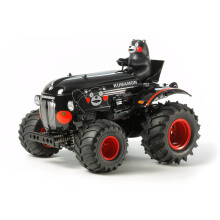 TAMIYA 1/10 RC Tractor Kumamon Version (WR-02G Chassis)