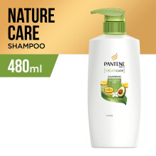 PANTENE Shampoo Nature Care Fullness & Life 480 ml