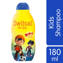 ZWITSAL Kids Shampoo Active Blue 180ml