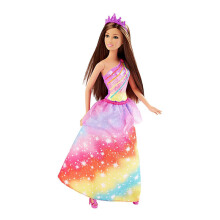 BARBIE Dreamtopia Fairytale Princess Rainbow Doll DHM49-DHM52