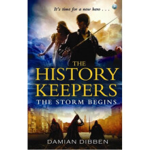 The History Keepers - Damian Dibben 9789794338414