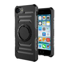 iPhone 7/7 Plus Magnetic case Gym Sports Running Armband Arm Band TPU+PC Case Cover