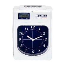 Secure ST-86 Time Recorder - White