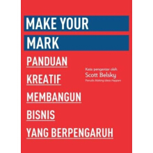 99U Series: Make Your Mark - Jocelyn K. Glei 9786023850778