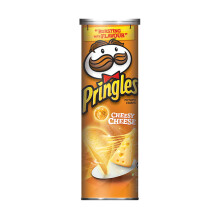 PRINGLES Cheesy Cheese 107g