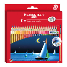 STAEDTLER Luna Watercolor 137 - 48 warna