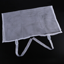 Fashion Baby Dirty Clothes Net Suction Mush Hang Storage Bag 50 X 57.5 X 1CM