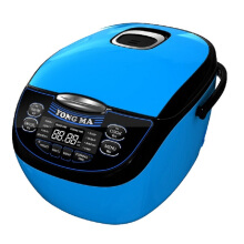 [DISC] YONG MA Digital Rice Cooker 2 L MC 3700 / YMC116B  - Biru