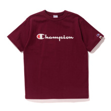 A BATHING APE X Champion Champion Tee M - Red [L] 0ZX TE M109903 8 BDX