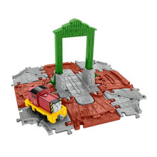 THOMAS & FRIENDS Cube Set Salty at the Docks FBC51 - FBC55