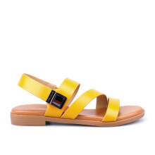 ANDREW Christy Sandal Yellow