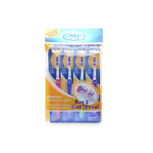 ORAL-B All Rounder Microthin Clean 4pcs
