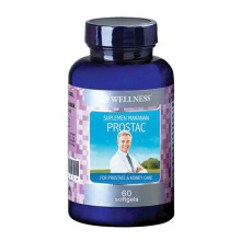 WELLNESS Prostac 60 Softgels