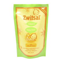 ZWITSAL Baby Bath Telon Pouch 250ml